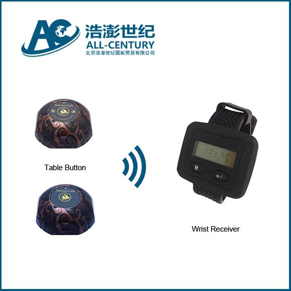 Hot sale 2014 System Restaurant table calling system