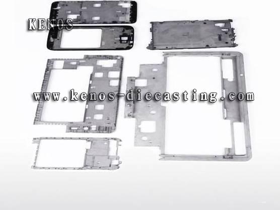 PC holder magnesium alloy die casting