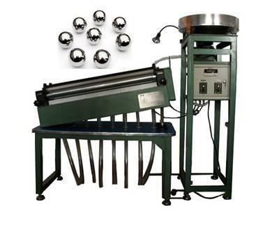 Steel ball making machine/steel ball sorting machine