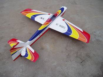 Sell R/C Gas Powered Airplane model(XC-70)