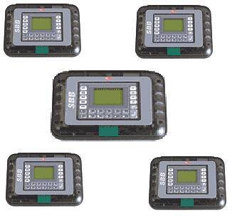 FOR SBB / MVP Key Programmer (NEW)