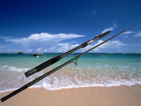 2013 new high quality best carbon spinning fishing rod