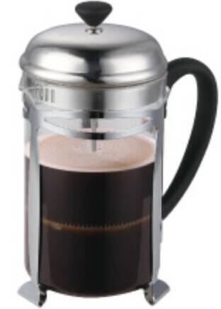 2014 New 1.5 liter 304# Stainless steel french press coffee maker