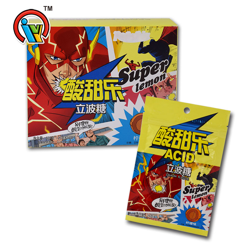 Super Sour Candy Hard Candy