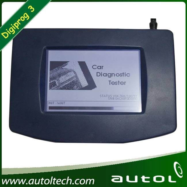 Digiprog III/3 Odometer Programmer with Full Software New Release