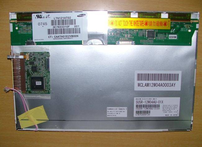 LTN121AT02 LTN121AP02 TOUCH PANEL FOR HP TX2000 12.1 WXGA LAPTOP PANEL