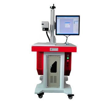 12000 USD IPG 20W fiber laser marking machine