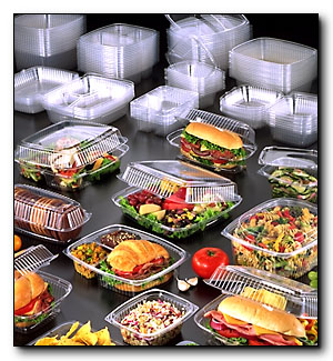 sell Polystyrene plastic food boxes