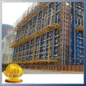 Wuxi Manufacturer Used Steel Euro Formwork