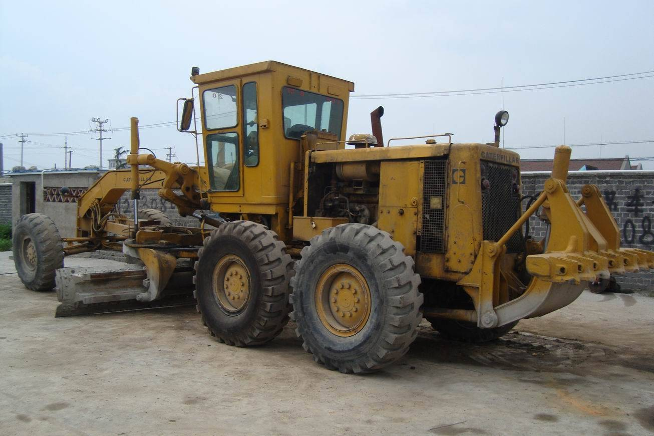 cat 14g motor grader for sale