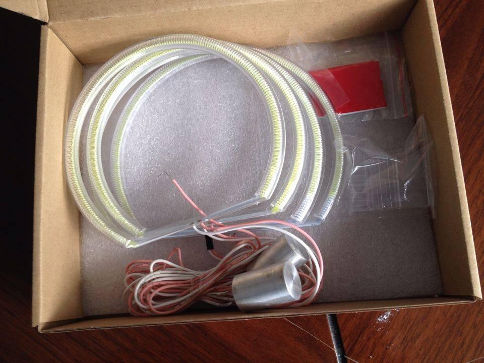 COB LED BWM Compact angel eye kits