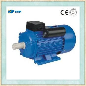 YC Series Electric Motor Single Phase
