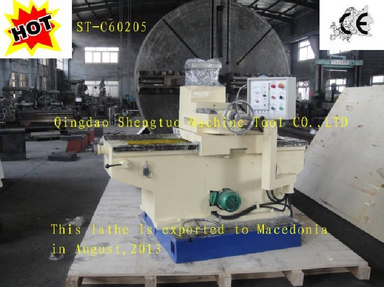 Metal Working Universal Facing Lathe Machine Cross-Feed 1150mm