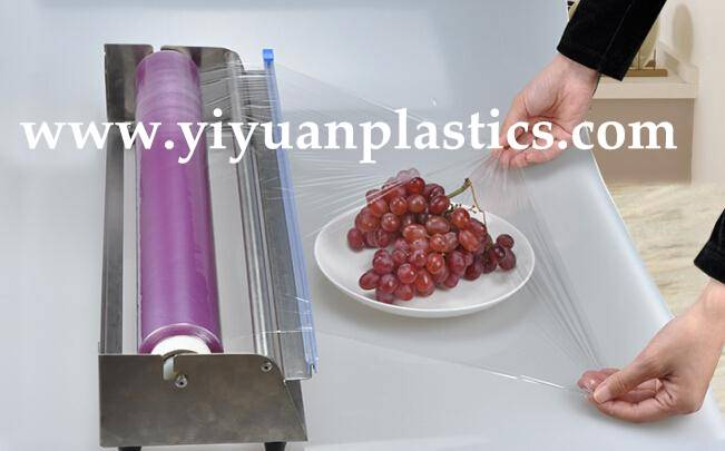 Hot selling YMDRS450 Stainless Steel 2-roller Food wrap / Aluminum Foil / Baking Paper Dispenser Hol