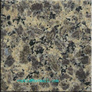 Nolbe Lepard skin color granite for countertop, floring
