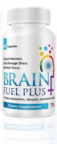 Brain Fuel PLUS - The ULTIMATE in Brain Nutrition