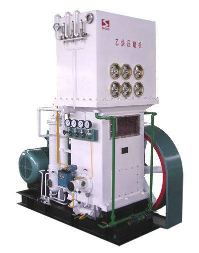 sell China Acetylene compressor