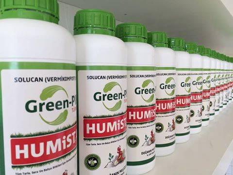 Liquid Worm Fertilizer Green Pik Humistar