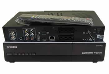 OPENBOX S9 DVB-S2 HD PVR STB set top box Digital Satellite Receiver