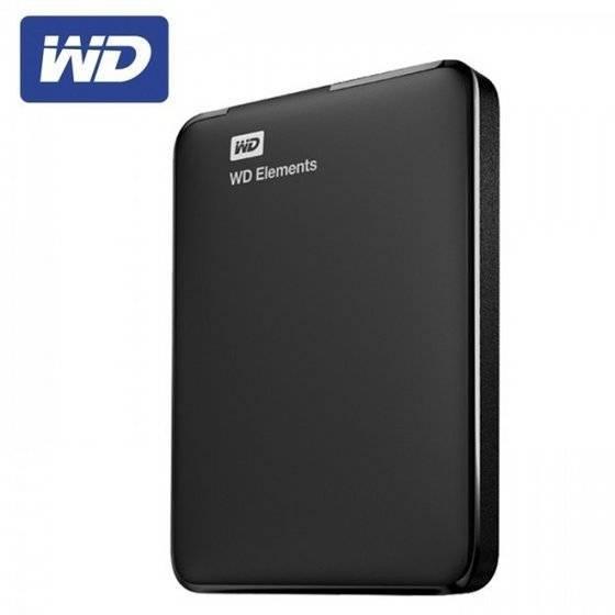Western Digital WD Elements 1TB Portable External HDD Hard Drive Disk