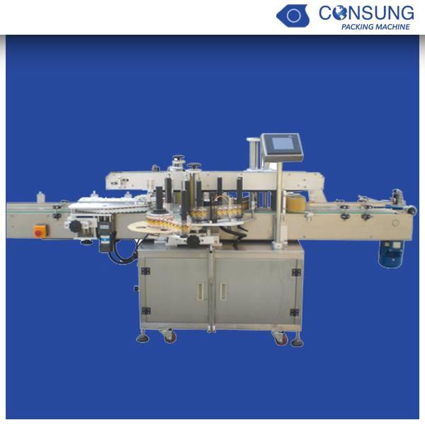 glue round/flat labeling machine