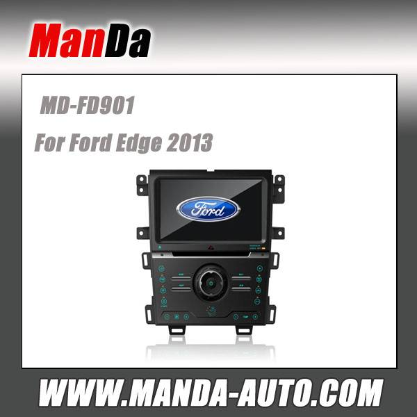 Manda 2 din car dvd for Ford edge car dvd gps navigation in-dash head units multimedia system