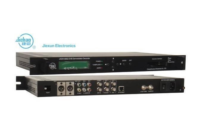 DVB HD Integrated Receiver Decoder