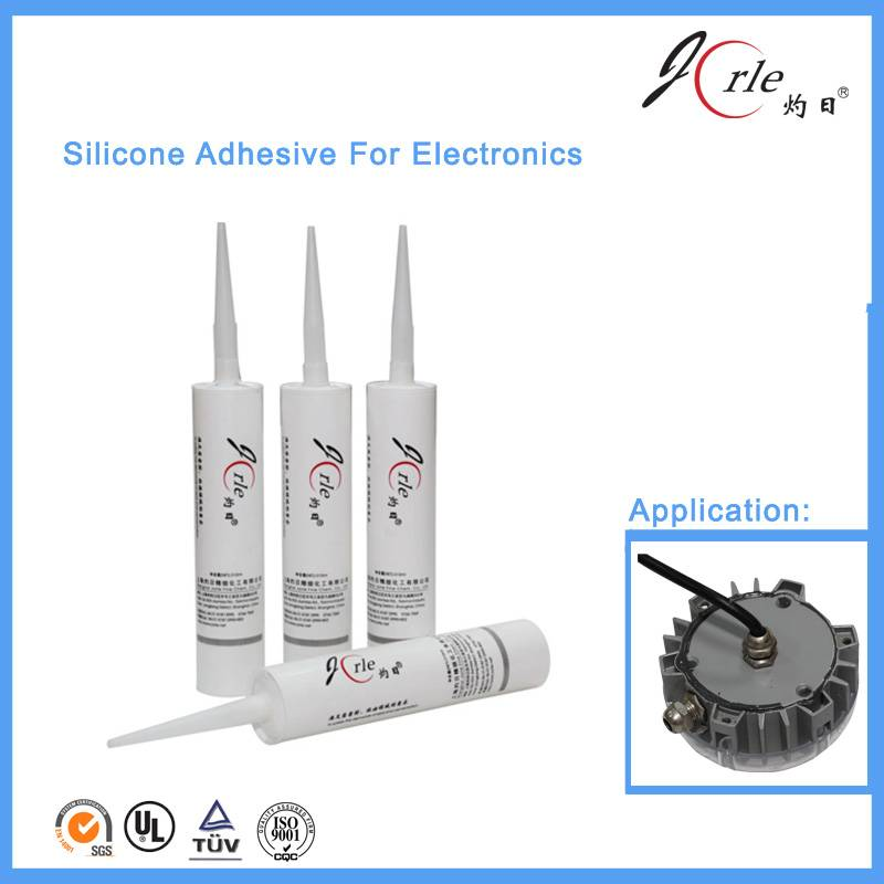 silicone adhesive glue for electronic