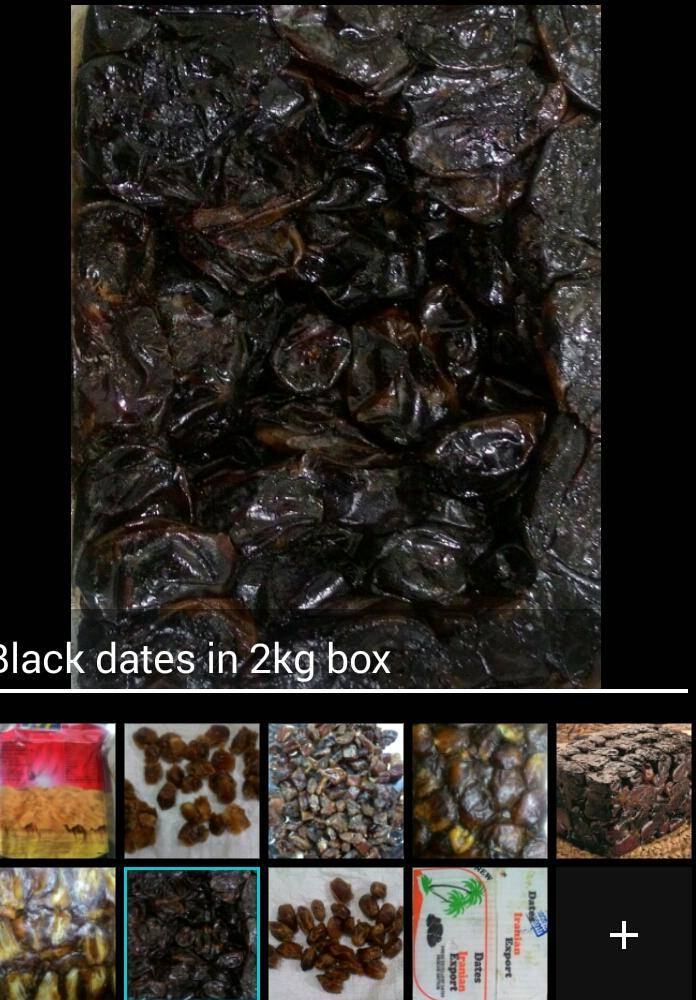 WET AND JUICY DATES