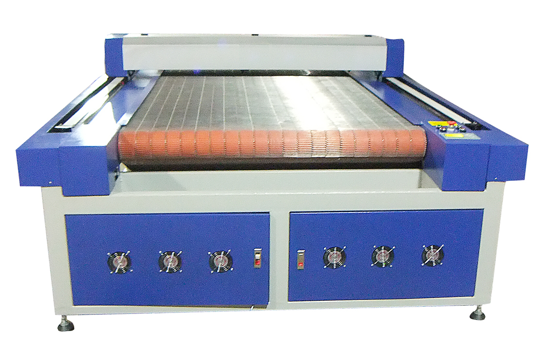 Automatic Feeding Fabric Cloth CNC CO2 Laser Cutter Machine Factory Price