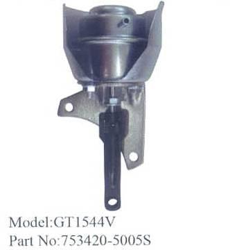 Turbo wastegate actuator P16