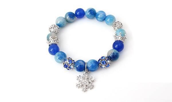 Frozen Elsa's Bracelet (Blue)