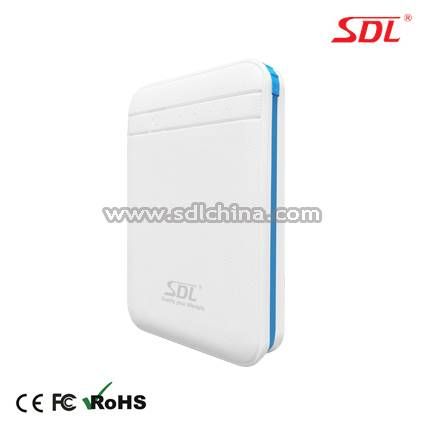 13000mAh Portable Power Bank Power Supply External Battery Pack USB Charger SE03