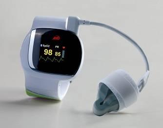 Wrist Oximeter T3W/T3W+