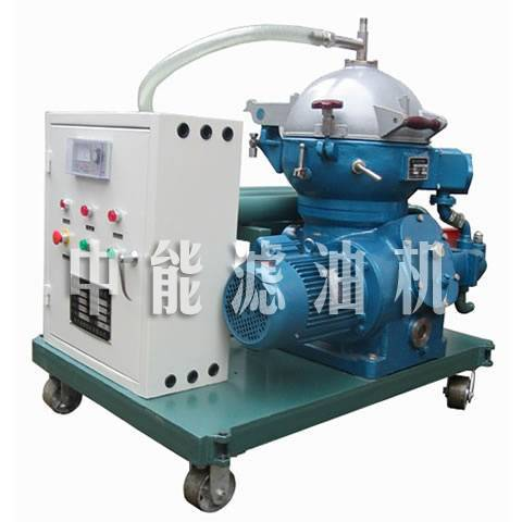 Centrifugal Vacuum Oil Purifier Series CYA
