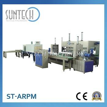 Low Price Automatic Fabric Roll Packing Machine