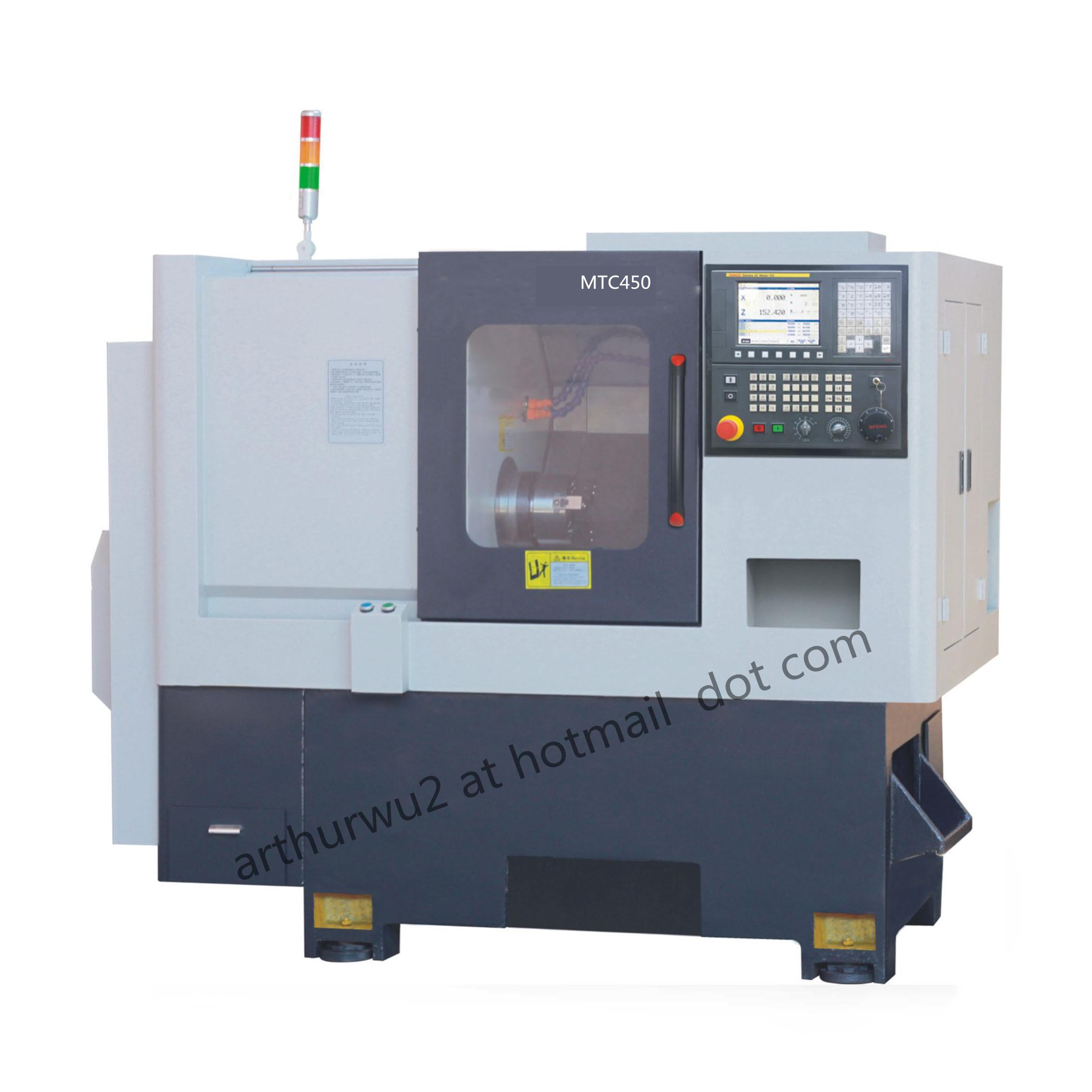 MTC450 CNC Lathe Machine