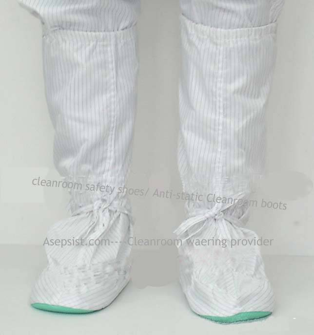 Cleanroom ESD shoe,cleanroom boot,cleanroom booty soft sole---Lowest market price ,factory direct