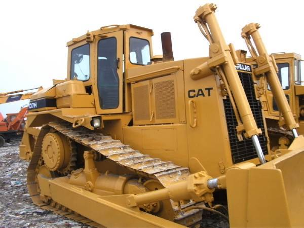 D7H Used Caterpillar D7H Crawler Bulldozer