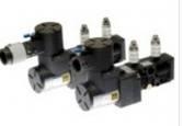 Konan 5-port Solenoid Valves for Heavy-Duty Spool valve