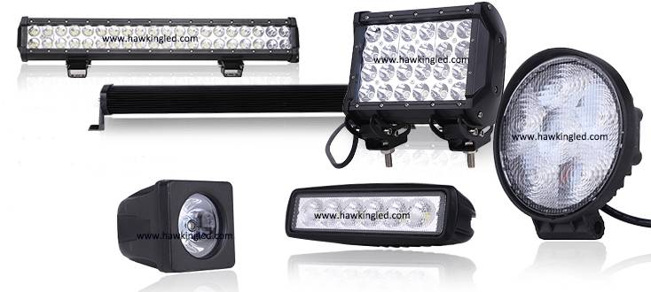 LED Light Bar&LED Work Light