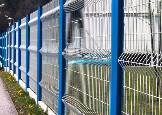 residental weld wire mesh fencing