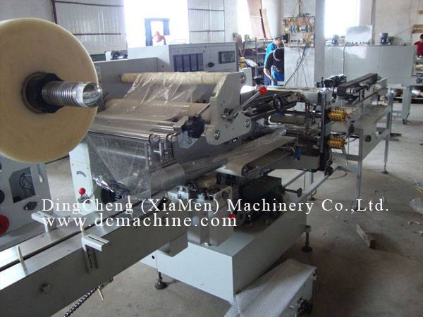 paper roll packing machine