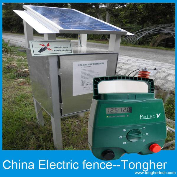 China agriculture equipment electric fencing system