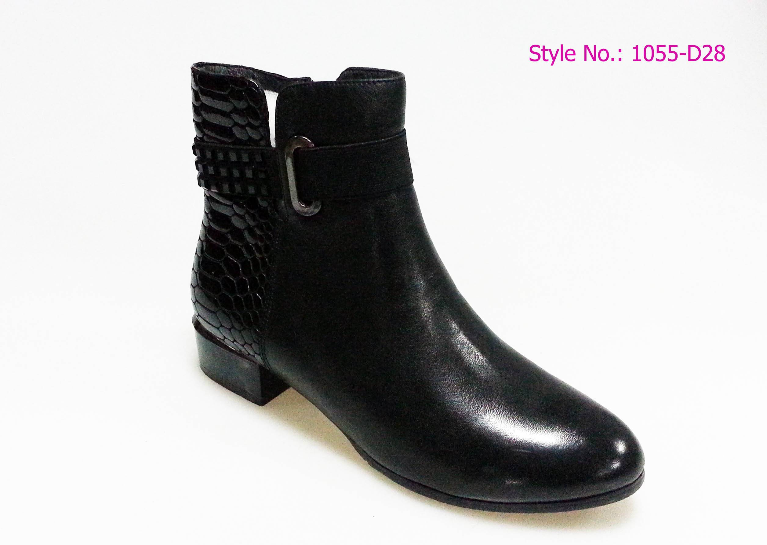 sell high quality Ladies' leather shoes