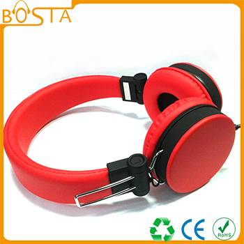 Promotion stock high end headphone