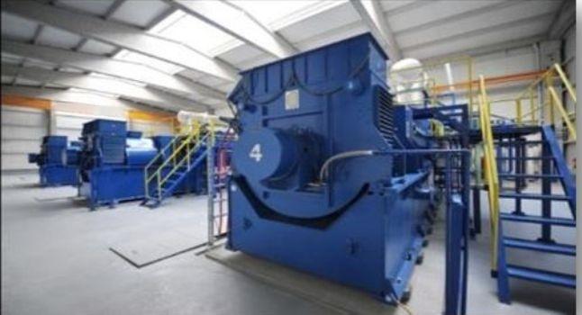 40 MW MWM TCG 40 MW V16 Natural Gas Generator Plant
