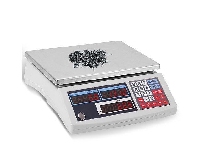 Personal Weighing Counting RS232 Port On Electronic Scale