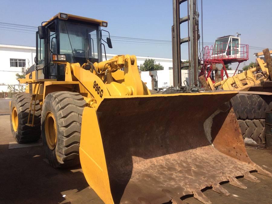 Used wheel loader CAT 966G, used cat 966 loader for sale