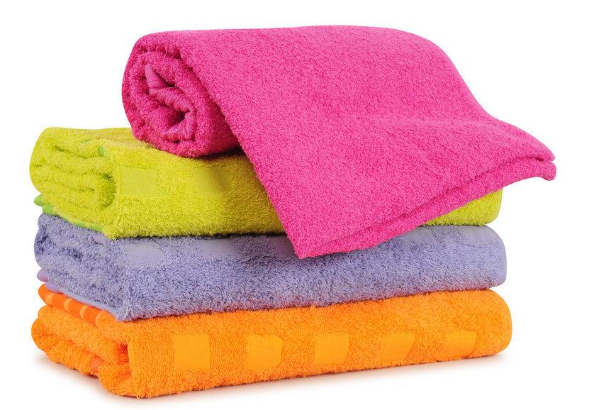 100% COTTON BATH TOWELS